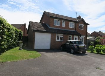 Thumbnail 3 bed detached house for sale in Kingswood, Marchwood, Southampton