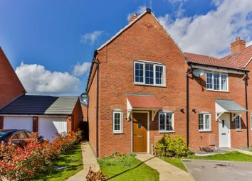 Thumbnail 2 bed end terrace house for sale in Crump Way, Evesham