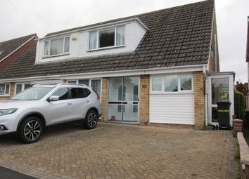 Thumbnail 3 bed semi-detached house for sale in School Close, Whitchurch, Bristol