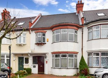 Thumbnail 3 bed terraced house for sale in Parkview Road, Shirley Park, Addiscombe, Croydon, Surrey