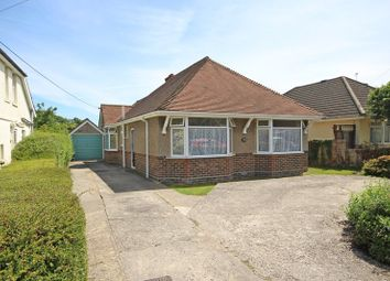 Thumbnail 3 bed detached bungalow for sale in Fernhill Road, New Milton