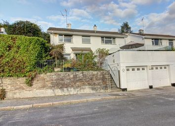 Thumbnail 5 bed detached house for sale in Linhay Close, Tregrehan Mills, St. Austell
