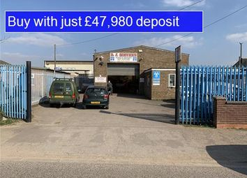 Parking/garage for sale in Hoylake Road, Bottesford, Scunthorpe DN17
