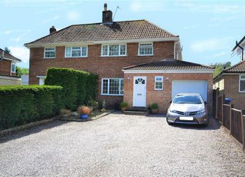 Thumbnail 3 bed semi-detached house for sale in Findon Road, Worthing, West Sussex