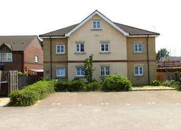 Thumbnail 1 bed flat for sale in Walsingham Close, Bedford
