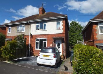 Thumbnail 2 bed semi-detached house for sale in Studley Rise, Trowbridge, Wiltshire