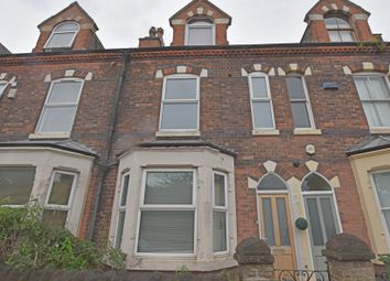 Thumbnail 4 bed terraced house to rent in Woodborough Road, Mapperley, Nottingham
