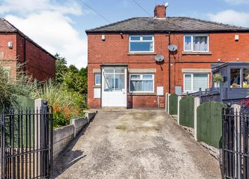 Thumbnail 2 bed semi-detached house for sale in Knowle Road, High Greave, Sheffield