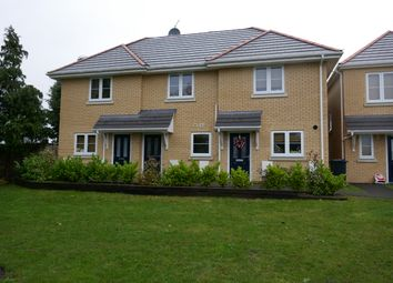 Thumbnail 2 bed terraced house to rent in Maple Close, Upton