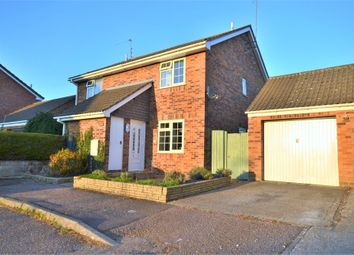 Thumbnail 2 bed semi-detached house for sale in Tyndale, North Wootton, King's Lynn