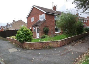 Thumbnail 3 bed semi-detached house to rent in Ashley Drive, Gonerby Hill Foot, Grantham