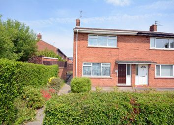 Thumbnail 2 bed semi-detached house to rent in Ramsey Crescent, Bishop Auckland
