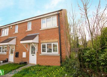 Thumbnail 3 bedroom end terrace house for sale in Michigan Close, Broxbourne