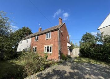 Thumbnail 3 bed semi-detached house for sale in Cowleaze Crescent, Wroughton, Swindon