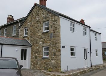 Thumbnail 2 bed semi-detached house for sale in Trungle, Paul, Penzance