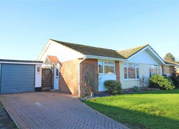 Thumbnail 2 bed bungalow for sale in Clinton Road, Lymington