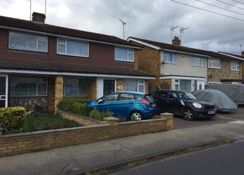 Thumbnail 3 bed semi-detached house to rent in Overton Road, Benfleet