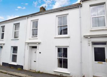 Thumbnail 3 bed terraced house for sale in Waterloo Road, Falmouth