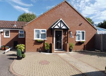 Thumbnail 2 bed bungalow for sale in Farthing Close, Diss