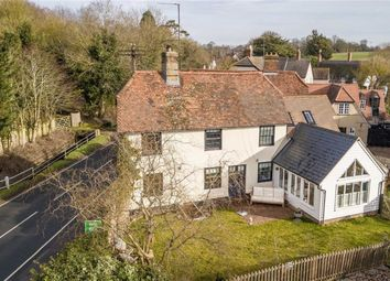 Thumbnail 3 bed cottage for sale in High Street, Clavering, Saffron Walden