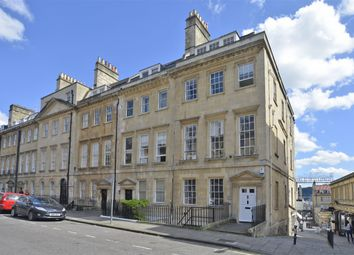 Thumbnail 2 bed flat for sale in Courtyard Apartment, 6 Alfred Street, Bath