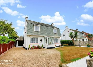 Thumbnail 3 bed detached house for sale in Cliffe Road, Barton On Sea, New Milton, Hampshire