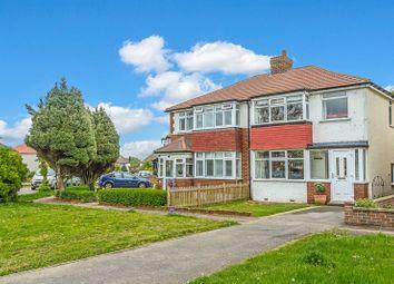 Thumbnail 3 bedroom semi-detached house for sale in Hamsey Green Gardens, Warlingham