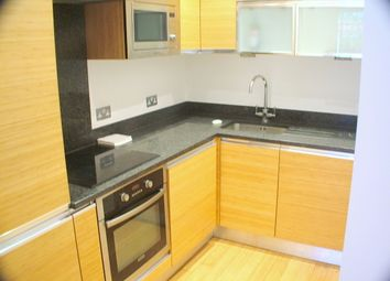 Thumbnail 1 bed terraced house to rent in Westferry Road, Canary Wharf