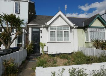 Thumbnail 2 bed terraced bungalow to rent in Westmeads Road, Whitstable