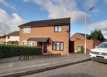 Thumbnail 3 bed semi-detached house to rent in Nayland Close, Wickford