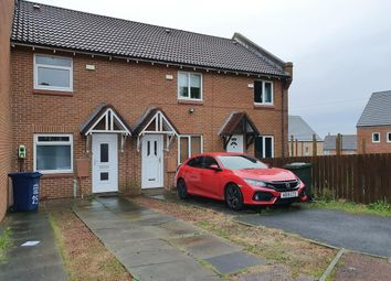 Thumbnail 2 bed terraced house for sale in Ashtree Close, Elswick, Newcastle Upon Tyne