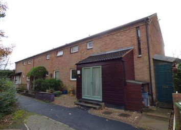 Thumbnail 3 bed end terrace house for sale in Noble Close, Pennyland, Milton Keynes, Buckinghamshire