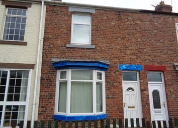 Thumbnail 2 bed terraced house to rent in West View, Shildon