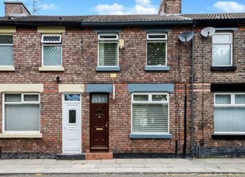Thumbnail 2 bedroom terraced house for sale in Lyon Street, Garston, Liverpool