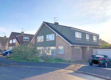 Thumbnail 4 bedroom semi-detached house to rent in Appledore Close, Hengrove, Bristol
