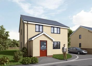Thumbnail 3 bed detached house for sale in Fron Deg, Rhostryfan