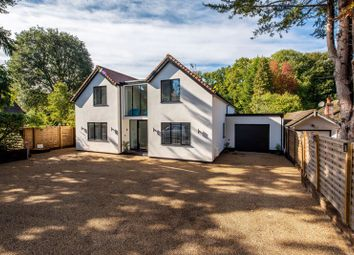 Thumbnail 5 bed detached house for sale in Ockham Road South, East Horsley, Leatherhead