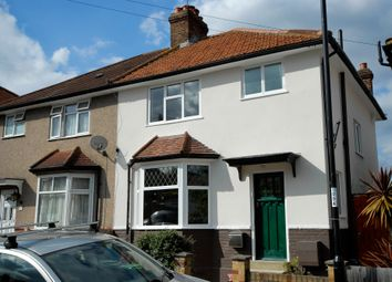 Thumbnail 3 bed semi-detached house to rent in Brightling Road, Brockley, London
