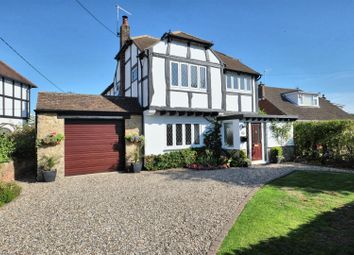 Thumbnail 4 bed detached house for sale in Chestfield Road, Chestfield, Whitstable