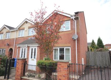 Thumbnail 2 bed end terrace house to rent in Stirling Way, Sheffield