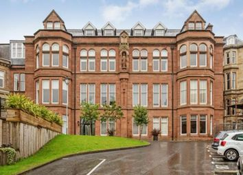 Thumbnail 2 bedroom flat for sale in Victoria Crescent Road, Dowanhill, Glasgow