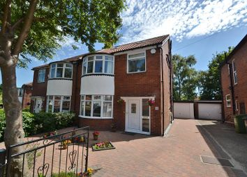 Thumbnail 5 bed semi-detached house for sale in Gledhow Park Avenue, Chapel Allerton, Leeds