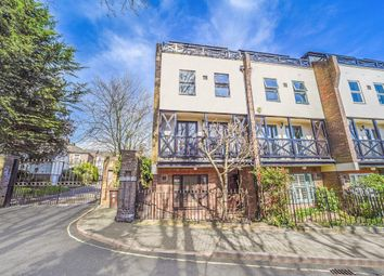 Thumbnail 4 bed end terrace house for sale in Mill Plat, Isleworth
