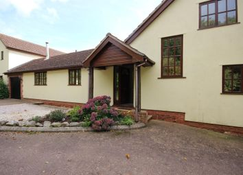 Thumbnail 2 bed end terrace house to rent in Marsh Green, Nr Rockbeare, Exeter