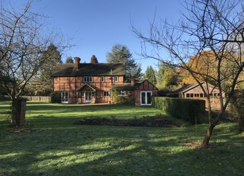 Thumbnail 5 bed detached house to rent in Satwell Close, Rotherfield Greys, Satwell, Henley-On-Thames