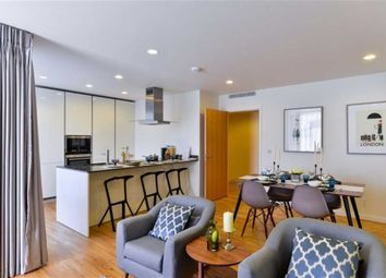 Thumbnail 2 bed flat for sale in Delancey Street, Camden