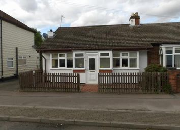 Thumbnail 3 bed bungalow for sale in Central Avenue, Syston, Leicester, Leicestershire