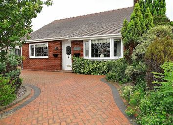 Thumbnail 2 bed detached bungalow for sale in Cloverfield, Penwortham, Preston