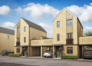 "Thumbnail 3 bed end terrace house for sale in ""The Greyfriars"" at Cowdray Avenue, Colchester"