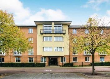Thumbnail 1 bedroom flat for sale in Messina House, Vellacott Close, Cardiff, Caerdydd